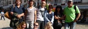 Mensa-Frau- und Mannschaft